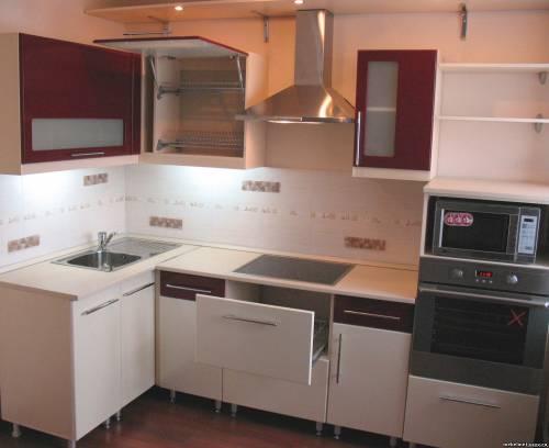 Кухня high tech