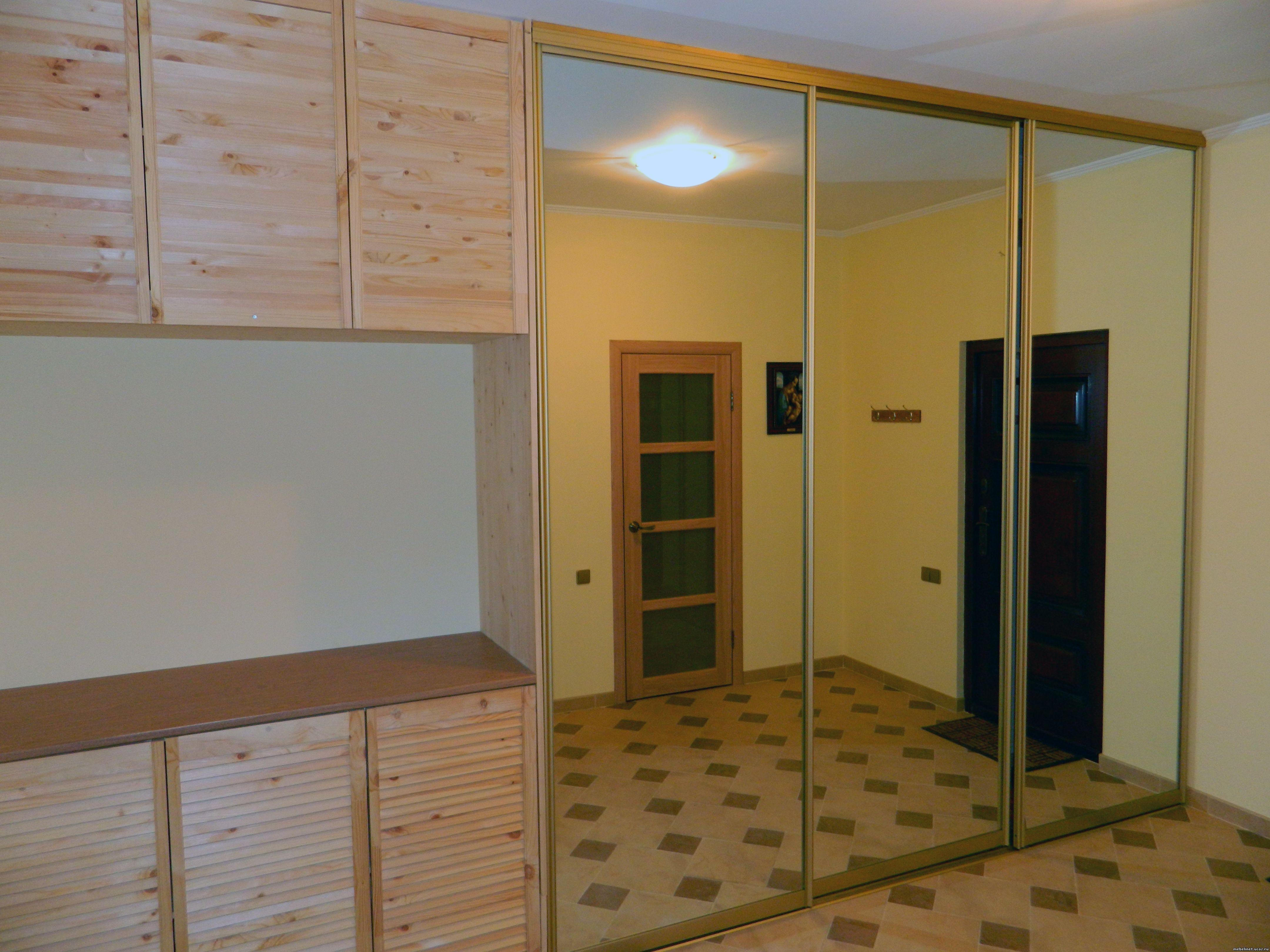 Деревянный встроенный шкаф для туалета своими руками 17